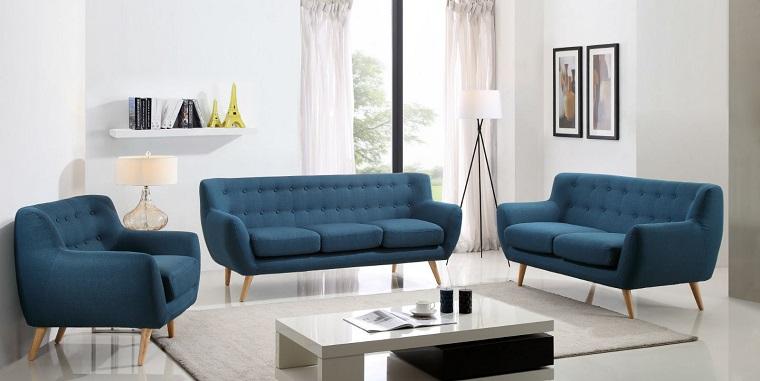 stile anni 60-esempio-soggiorno