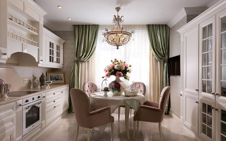 Stile classico e soluzioni d 39 arredo per ogni ambiente for Case arredate stile classico
