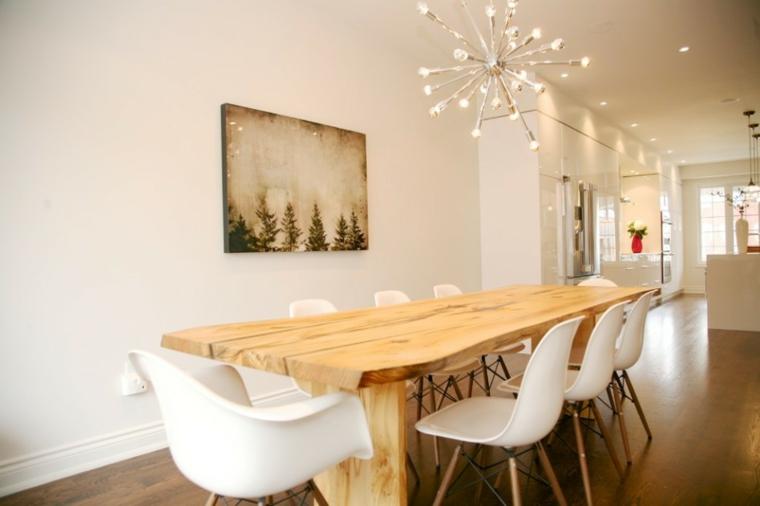 tavolo-legno-grezzo-arredamento-moderno