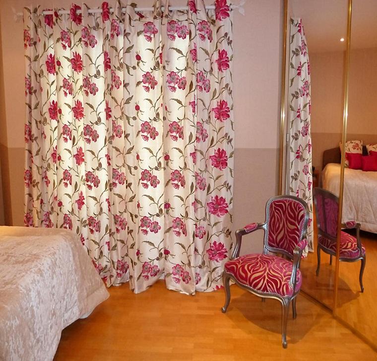 Tende per camera da letto tante idee per grandi e piccini - Decori camera da letto ...