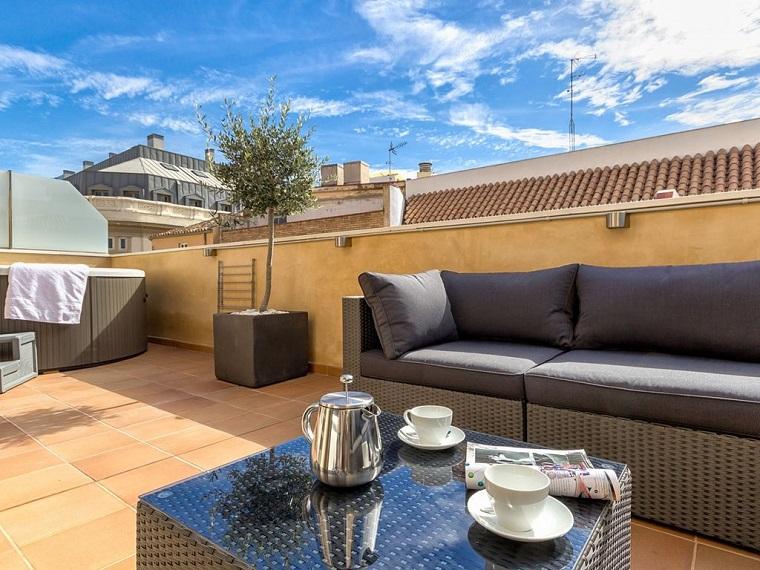Arredare terrazzo appartamento, come allestire un outdoor ...