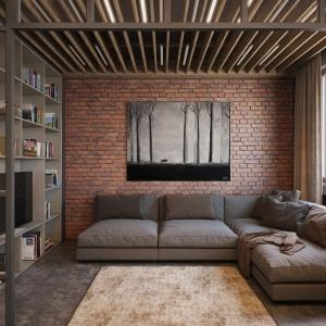 Travi a vista: un valore aggiunto al soffitto di una casa