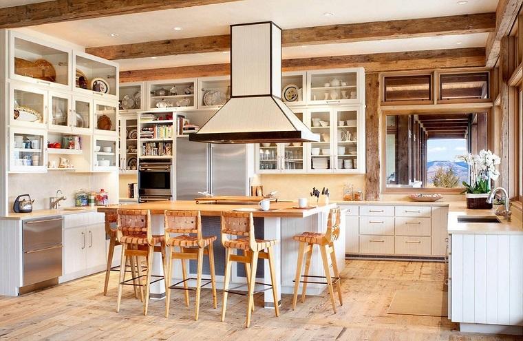 travi-legno-cucina-stile-design
