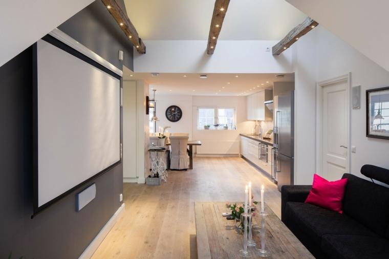 travi-legno-soggiorno-arredamento-design