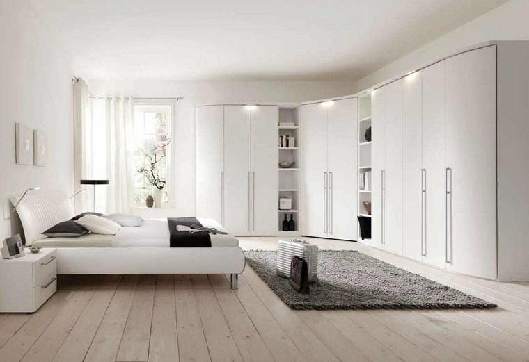 Armadio angolare: ecco come sfruttare al meglio gli spazi - Archzine.it