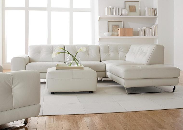 arredamento bianco-idea-salotto-parquet