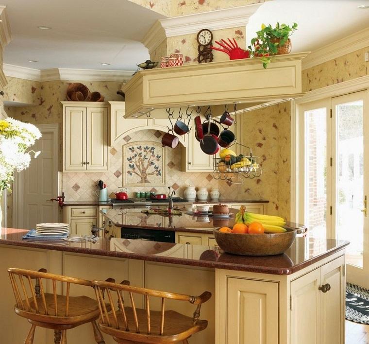 arredamento-country-francese-idea-cucina