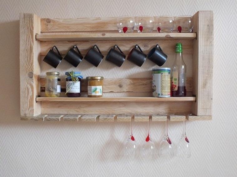 arredamento pallet-idea-cucina