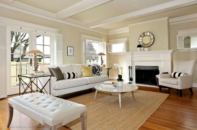 arredamento-salotto-idea-stile-tradizionale