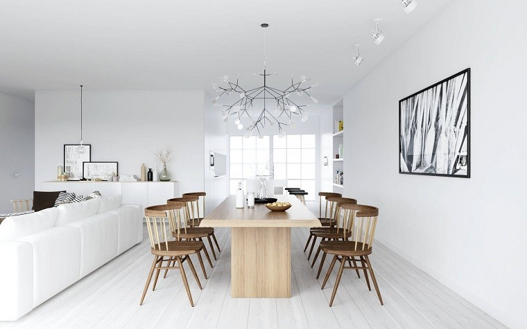 arredamento-scandinavo-living-open-space