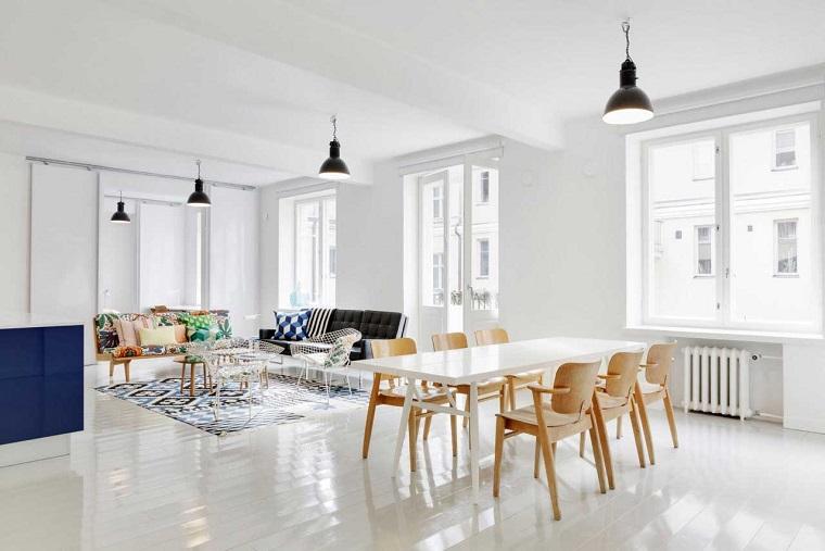 arredamento-scandinavo-soluzione-open-space