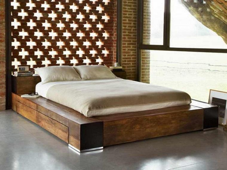 arredo-pallet-idea-letto-elegante