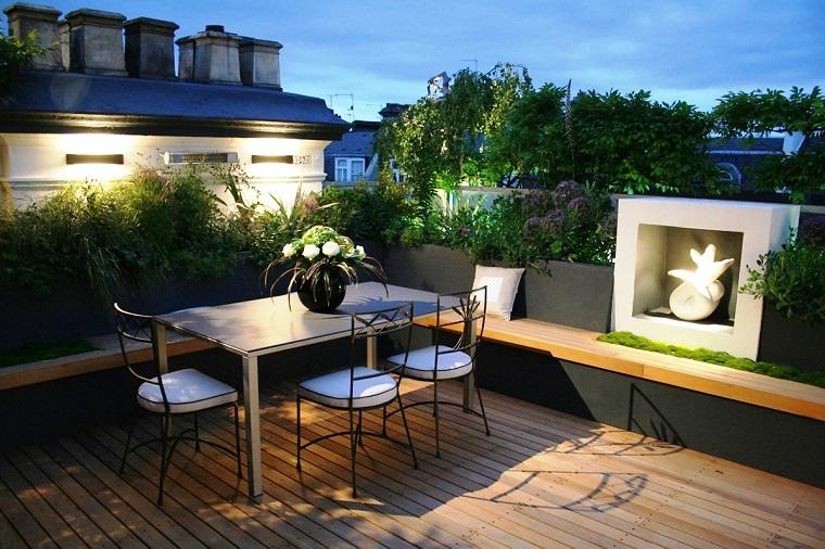 Idee per terrazzi: dal mare alla città ecco dieci idee strepitose ...
