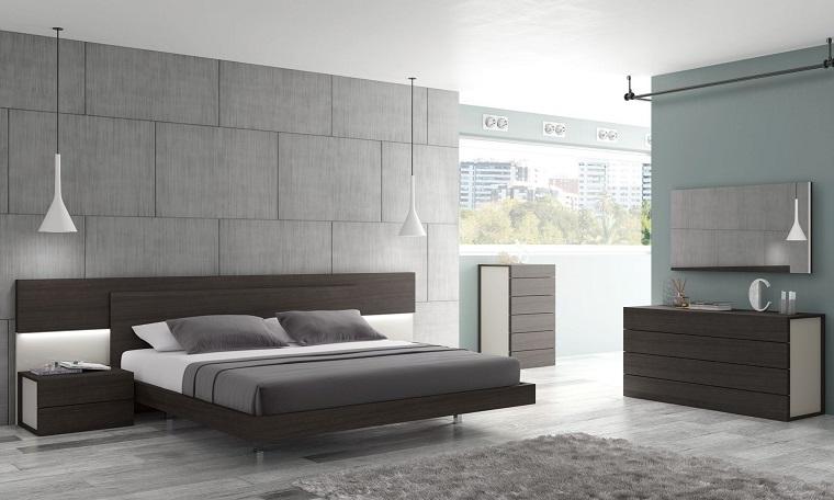 camera letto moderna-design-essenziale