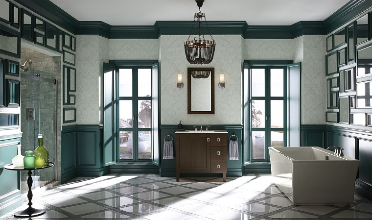 casa-stile-provenzale-bagno-ampio-elegante