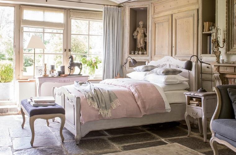 casa-stile-provenzale-idea-camera-letto