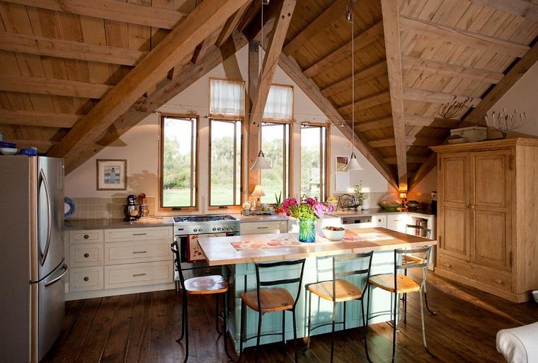 cucina-rustica-composizione-semplice