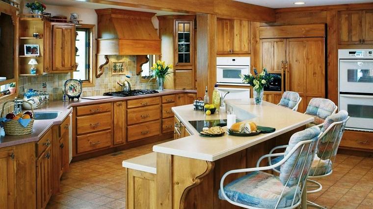 cucina-rustica-idea-isola-attrezzata
