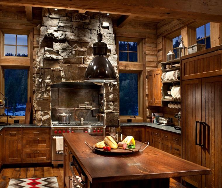 cucina-rustica-in-muratura-legno