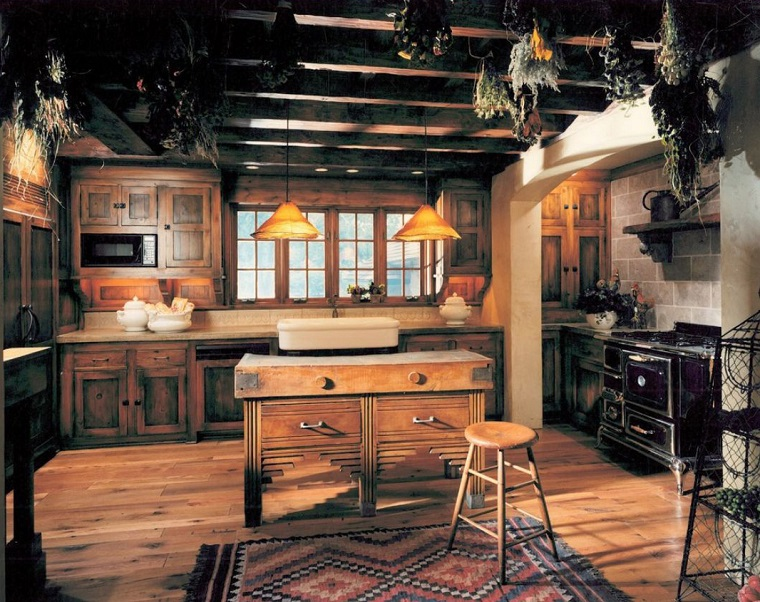 cucina-rustica-toni-caldi