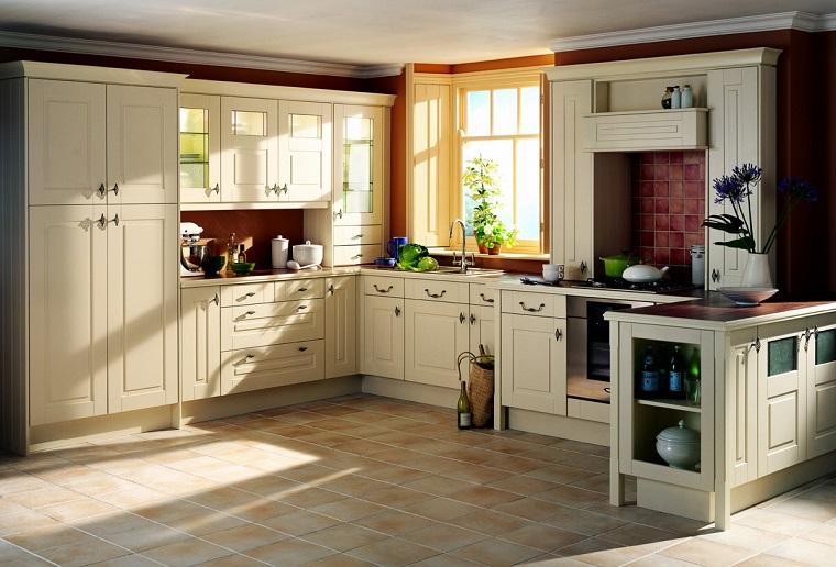 cucina vintage-proposta-angolo-toni-chiari
