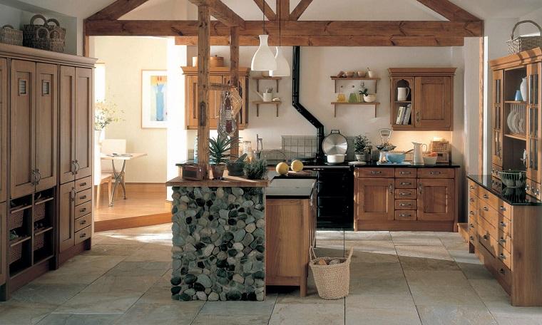 cucine-rustiche-idea-legno-pietra