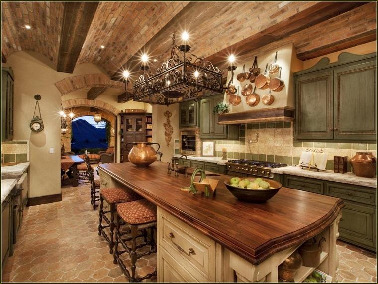 cucine-rustiche-in-muratura-isola