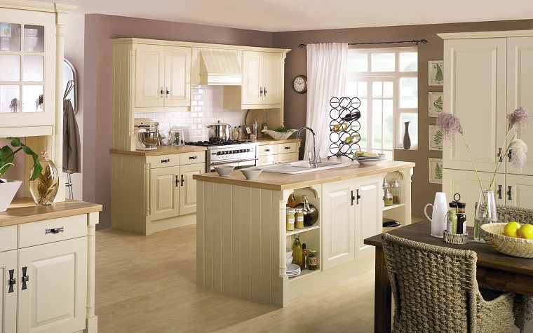 Cucina stile inglese dieci 10 dal perfetto look british for Cucine stile inglese