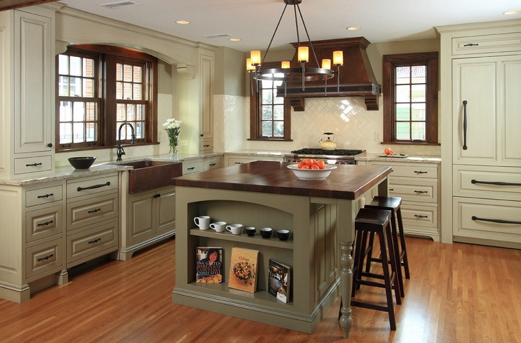 Cucine In Stile Inglese. Stunning Cucina Country Moderna S Skilifts ...
