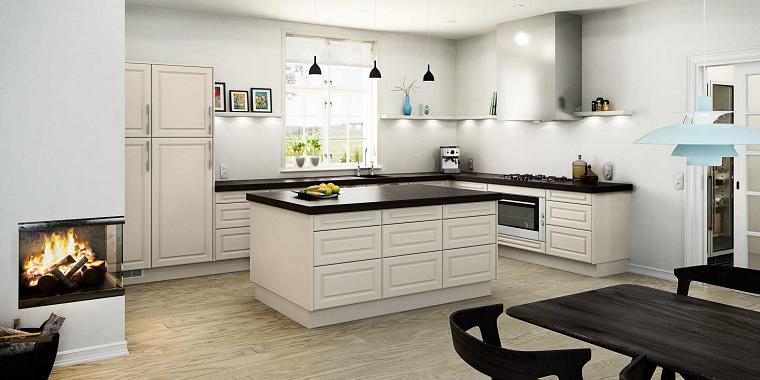 cucina bianca classica candore e charme senza tempo. Black Bedroom Furniture Sets. Home Design Ideas