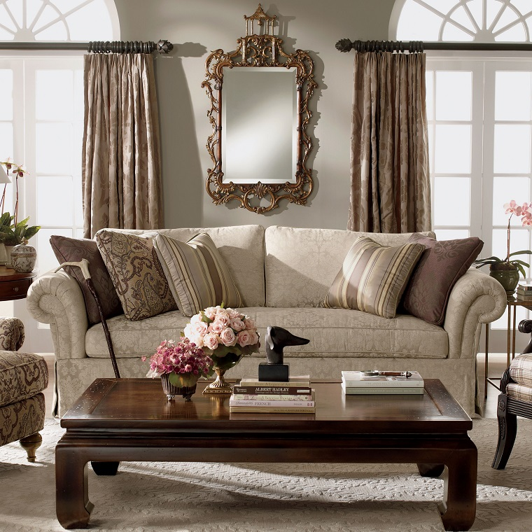 english style-idea-zona-living