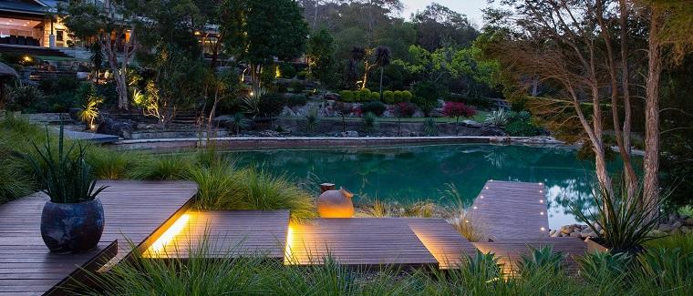 giardini moderni-idea-suggestiva-piscina