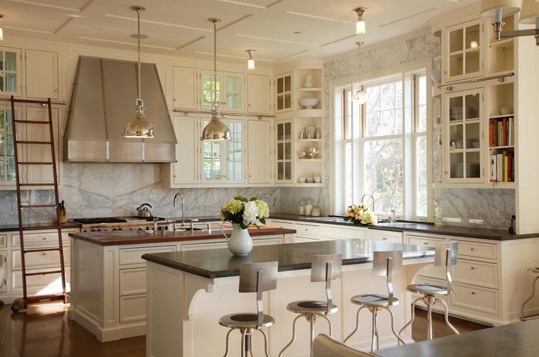 illuminazione-cucina-sospensione-stile-tradizionale