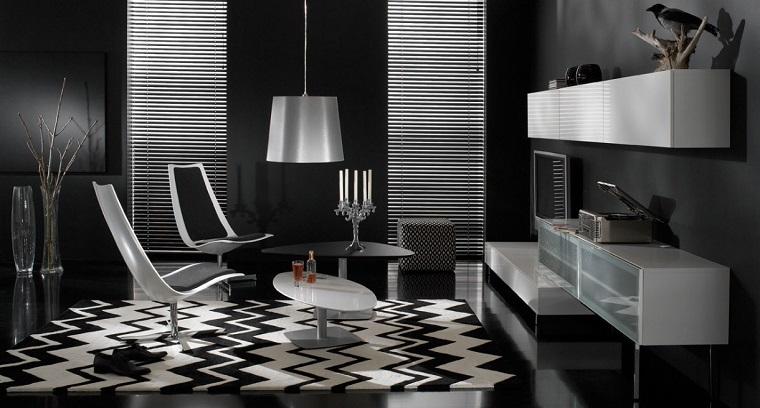 living moderni-soluzione-bianco-nero