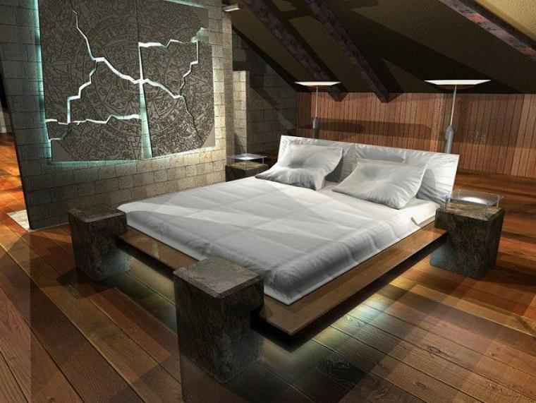 mansarde-in-legno-arredamento-moderno