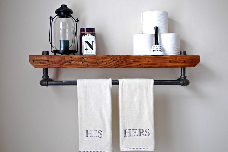 mensole bagno-idea-porta-asciugamano