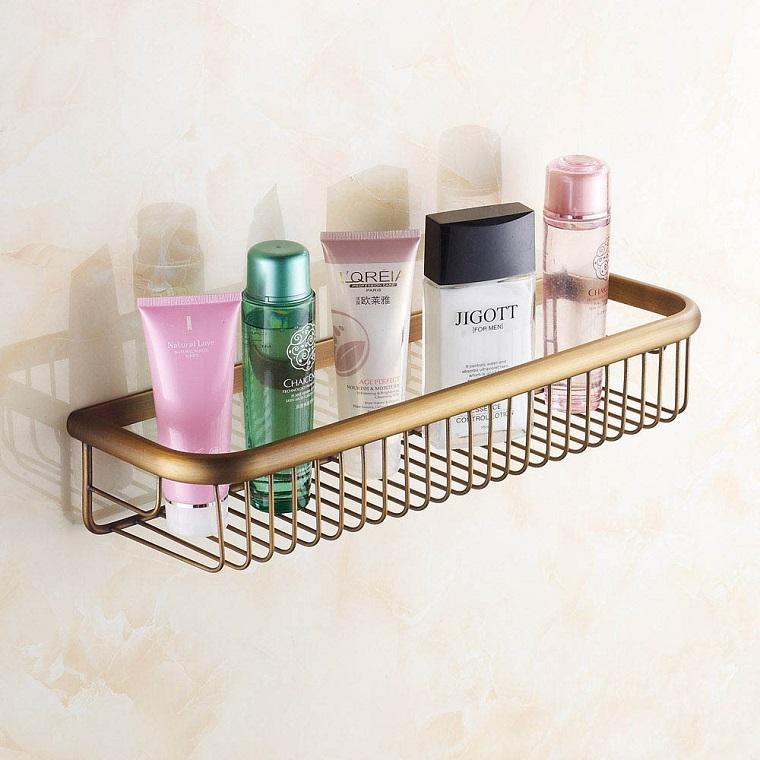 Mensole bagno tante proposte per ogni esigenza e stile - Mensole bagno design ...