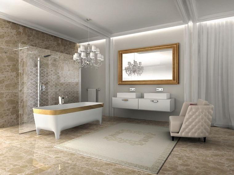 mobili-bianchi-bagno-inserti-dorati