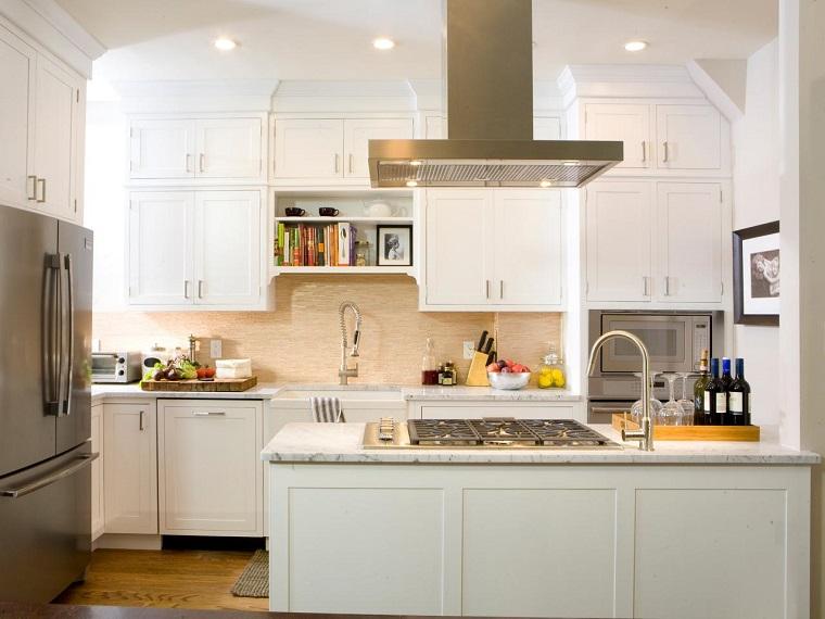 mobili-bianchi-cucina-dimensioni-contenute