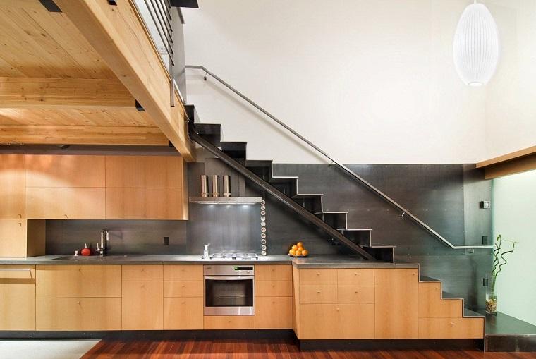 mobili sottoscala-idea-cucina-moderna