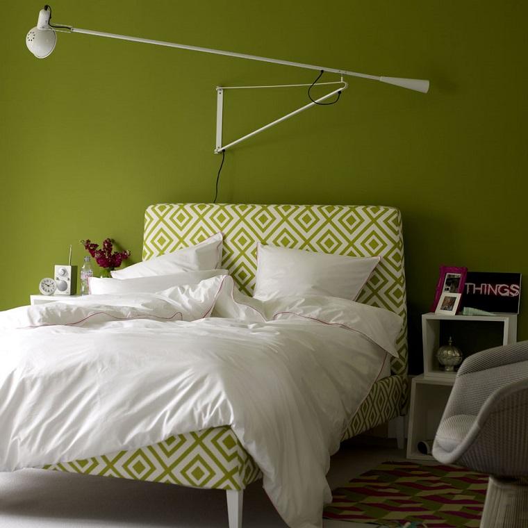Pittura pareti camera da letto: dieci idee fuori dall ...