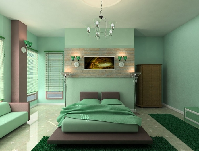 Beautiful Pareti Colorate Camera Da Letto Contemporary - Idee ...