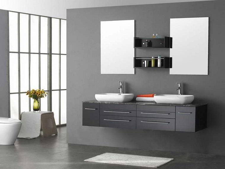 pareti-grigie-bagno-moderno