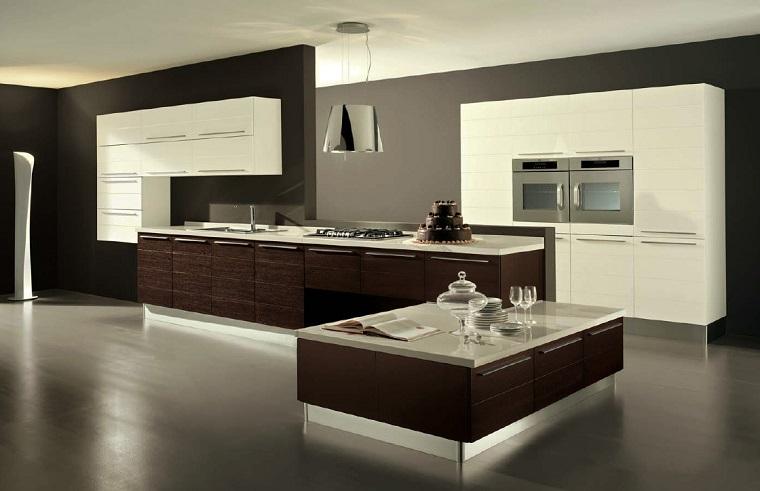 pareti-grigie-idea-cucina-moderna