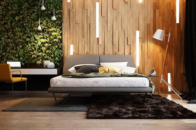 pareti in legno-soluzione-camera-letto