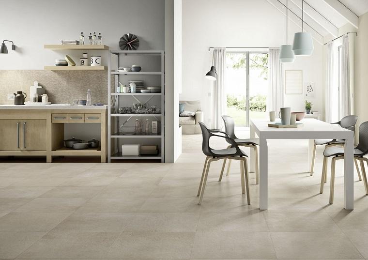 pavimenti cucina-proposta-gres-grgio