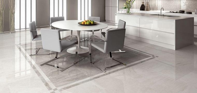 Pavimenti cucina: grès, parquet, cotto e marmo, a voi la scelta ...