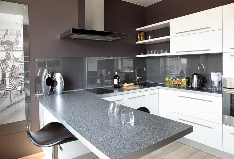 penisola cucina-idea-design-moderni