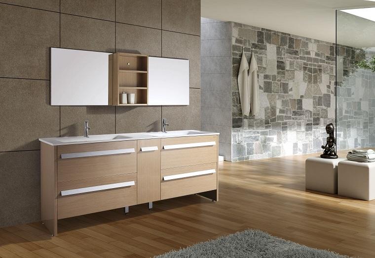 piastrelle bagno moderno-color-nocciola