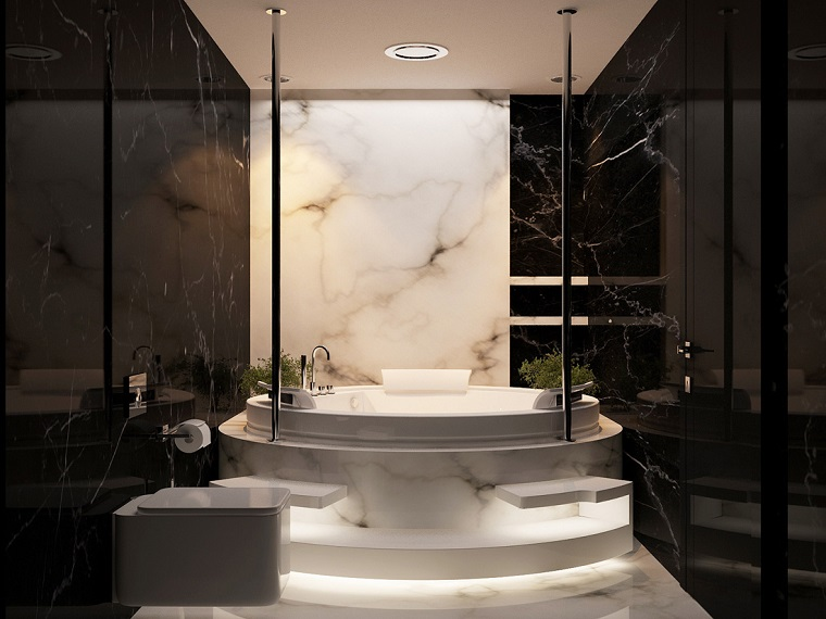 https://archzine.it/wp-content/uploads/2017/06/piastrelle-bagno-moderno-idea-marmo-nero-bianco.jpg
